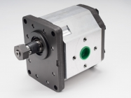 Aluminium gear pumps