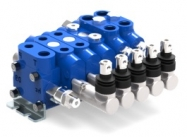 Sectional & monoblock control valves